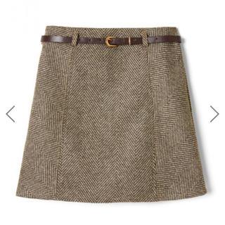 GRL - スカート ベルト付き GRL
