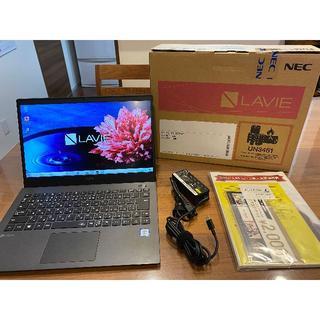 エヌイーシー(NEC)のNEC LAVIE Direct PM i7-8565U メモリ16GB SSD(ノートPC)