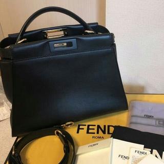 FENDI - ❤️極美品❤️FENDIピーカーブーレギュラーサイズ