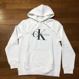 Calvin Klein - 新品タグ付き カルバンクライン パーカー  サイズM