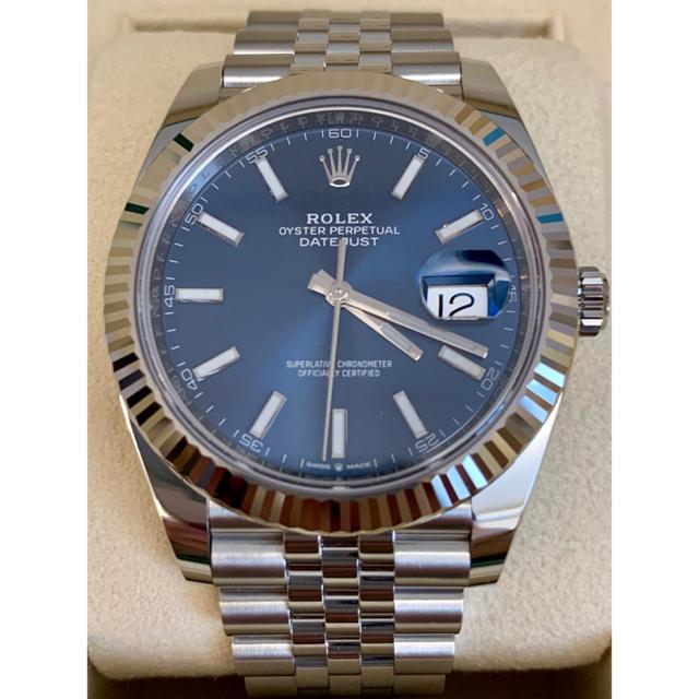 eg40c6ssdch / ROLEX - ROLEX DATEJUST41 Ref.126334の通販 by かず's shop
