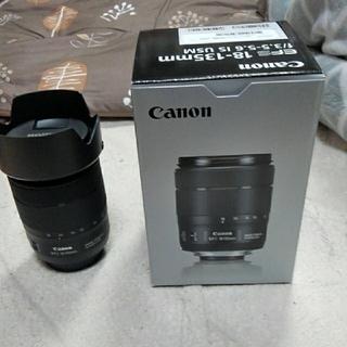 Canon - キャノン 美品EF-S 18-135mm F3.5-5.6 IS USM