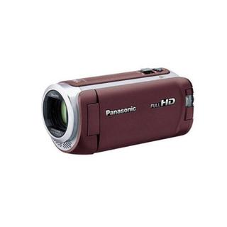 Panasonic - デジタルハイビジョンビデオカメラ ブラウン パナソニック HC-WZ590M
