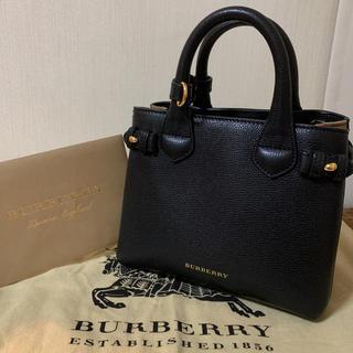 BURBERRY - Burberry スモールバナーバック