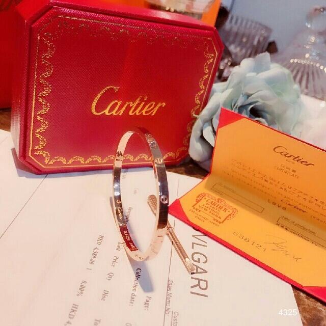Cartier(カルティエ)のCartier  ブレスレット レディースのアクセサリー(ブレスレット/バングル)の商品写真