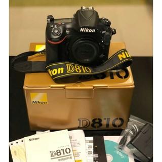 Nikon - NIKON D810 ボディ