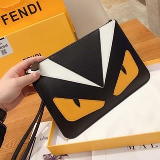 FENDI - フェンディクラッチバッグメンズ