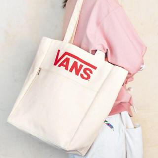 VANS - ⭐️新品⭐️【VANS × Kastane】BIGサイズのキャンバストート★付録