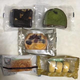 チョコ🍫ブラウニー他5個セット(菓子/デザート)
