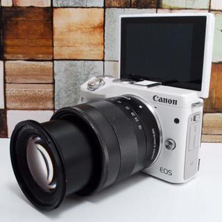 Canon - ★超人気★スマホ転送★Canon EOS M3 レンズキット♪★