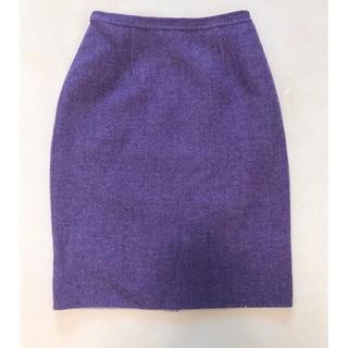 クリスチャンディオール(Christian Dior)のディオール スカート 極美品!銀座店購入。(ひざ丈スカート)
