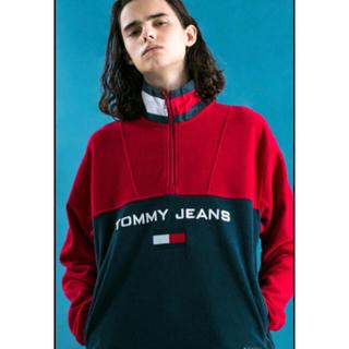 TOMMY HILFIGER - 【極美品】TOMMY JEANS × monkey time 別注フリース