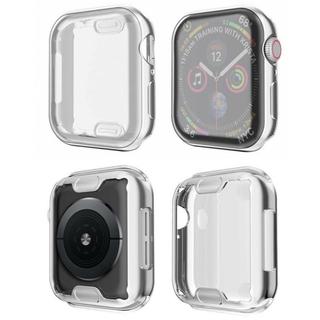 アップルウォッチ(Apple Watch)の【しゅうた様専用】Apple Watch 4 5 44mm ケース シルバー(腕時計(デジタル))
