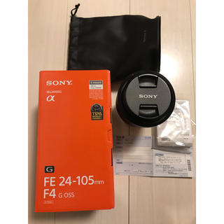 SONY - SONY FE24-105mm F4 G