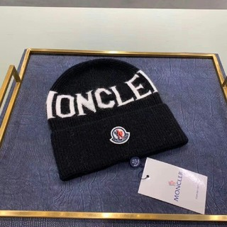 MONCLER - 高品質 モンクレール 帽子 キャップ 暖かい カジュアル