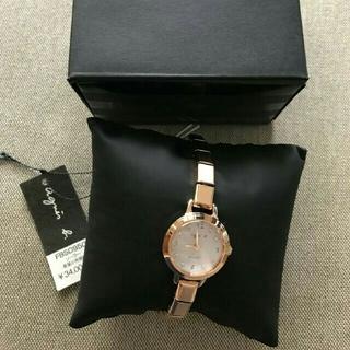 アニエスベー(agnes b.)のA-2アニエスbレディース腕時計(腕時計)