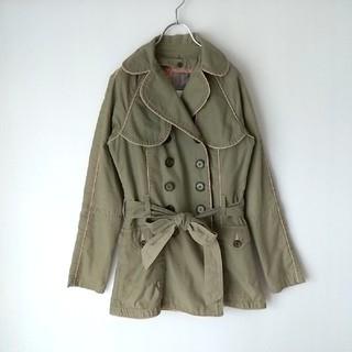 DOUBLE STANDARD CLOTHING - ダブルスタンダードクロージング ダブスタ ミリタリー トレンチコート