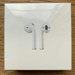 Apple - Apple AirPods2 MRXJ2J/A