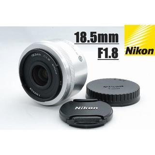 Nikon - ニコン ミラーレス一眼用単焦点レンズ 1 NIKKOR 18.5mm F1.8
