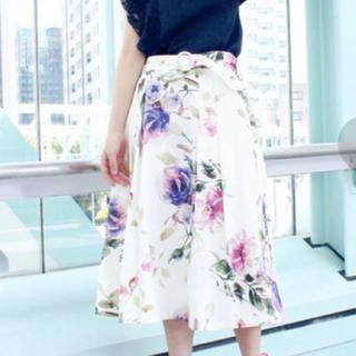 MISCH MASCH - 花柄スカート♡