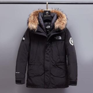 THE NORTH FACE - THE NORTH FACE ダウンジャケット (黒い)