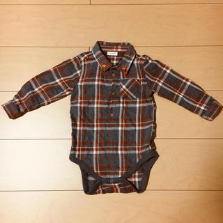 ネクストベビー  チェックシャツ 12−18month