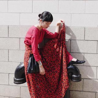 ステュディオス(STUDIOUS)の即完売CLANEスカートTOGA mame drawer nagonstans(ロングスカート)