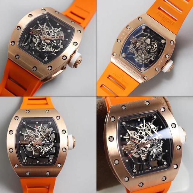 パテックフィリップ コピー 2ch 、 リシャールミル腕時計 高品質 値下げの通販 by いるくん's shop