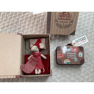 Bonpoint - ☆レア maileg メイレグ クリスマス 女の子 ねずみ