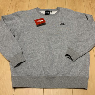 THE NORTH FACE - the north face スモールロゴ スウェット メンズS