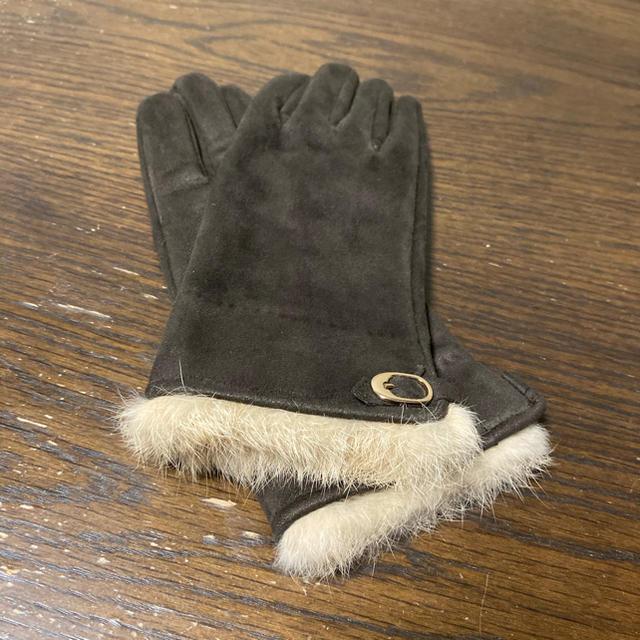 OPAQUE(オペーク)の手袋 レディースのファッション小物(手袋)の商品写真
