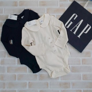 babyGAP - GAP 襟つきロンパース 80