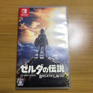 Nintendo Switch - ゼルダの伝説 ブレス オブ ザ ワイルド Switch 美品 中古