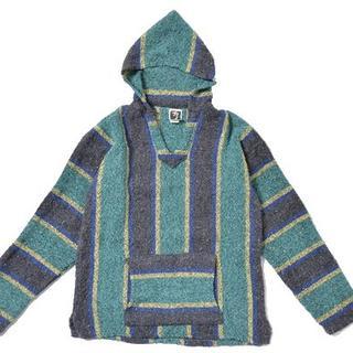 ◆SENOR LOPEZ◆sizeL Mexican hoodie (パーカー)