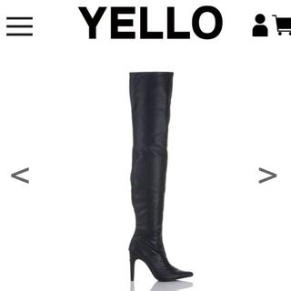 イエローブーツ(Yellow boots)のDRAAK LONG STYLE NO:YE-18W1-LB07 Mサイズ(ブーツ)