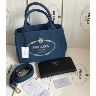 PRADA - PRADA プラダ ショルダーバッグ お財布2セット