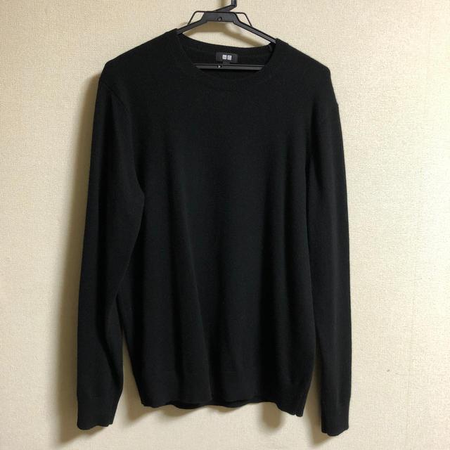 UNIQLO(ユニクロ)のUNIQLO カシミヤセーター メンズのトップス(ニット/セーター)の商品写真