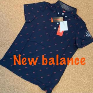 New Balance - 新品■12,100円【ニューバランス】半袖 ポロシャツ 1/M レディース