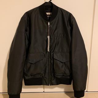 Marni - marni マルニ 18aw 46 ボンバージャケット ブラック