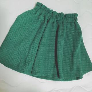 ウィゴー(WEGO)のスカート(ひざ丈スカート)