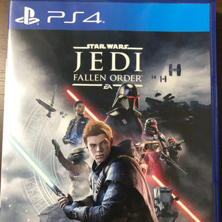 PlayStation4 - 【初回特典未使用】Star Wars ジェダイ:フォールン・オーダー PS4