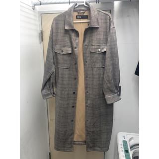 ZARA - ZARA ロングジャケットコート