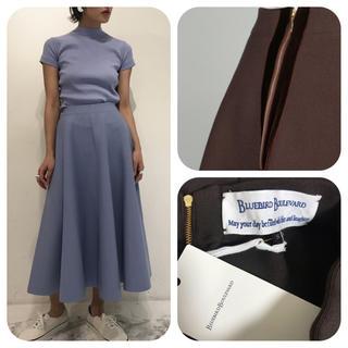 Ron Herman - 定価3.6万 新品タグ付き BLUEBIRD BOULEVARDスカート