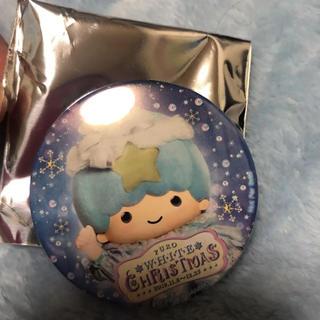クリスマス ピューロ 缶バッチ キキ