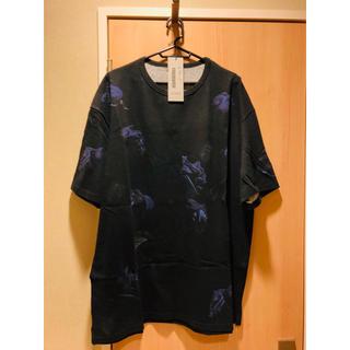 LAD MUSICIAN - ラッドミュージシャン18SS花柄ビッグTシャツ
