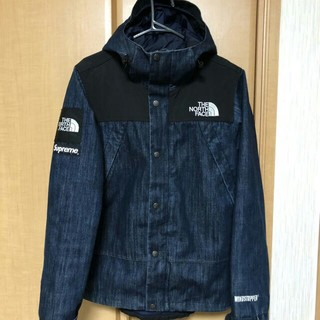 Supreme - SUPREME THE NORTH FACE denim dot