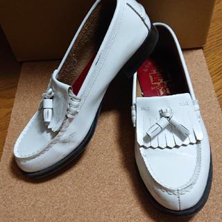 HARUTA - moussy(マウジー)×HARUTAコラボのローファー・革靴24.5cm