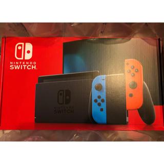 Nintendo Switch - 【未使用新品】ニンテンドースイッチ 本体 ネオン