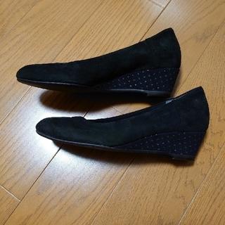 ヒミコ(卑弥呼)の卑弥呼 パンプス 黒 23cm(ハイヒール/パンプス)