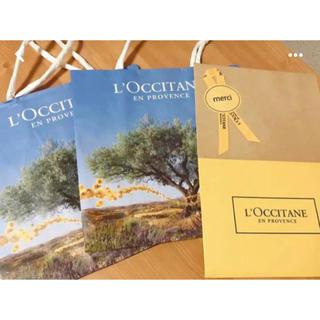 L'OCCITANE - L'OCCITANEショップ袋